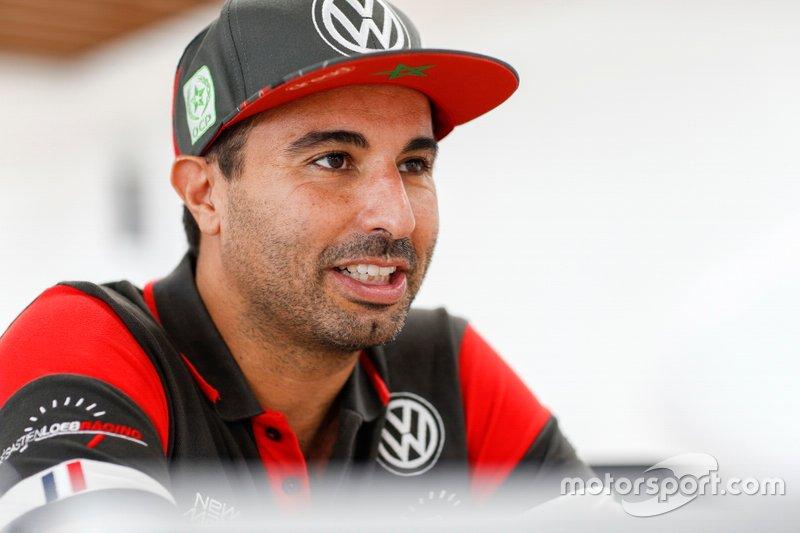 Mehdi Bennani, SLR VW Motorsport Volkswagen Golf GTI TCR