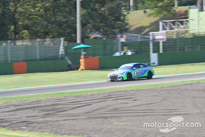 Giacomo Barri, Ermanno Dionisio, BF Motorsport, Audi RS 3 LMS TCR