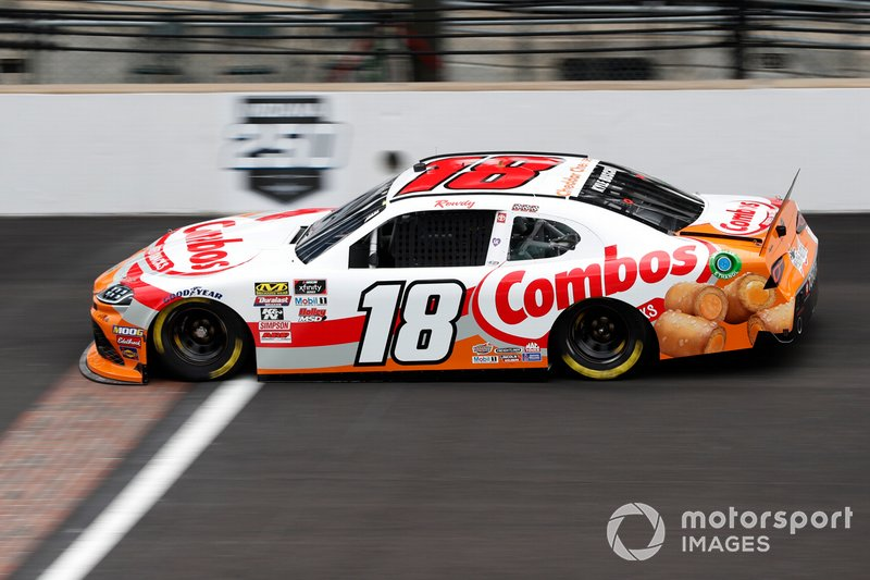 Kyle Busch, Joe Gibbs Racing, Toyota Supra Combos