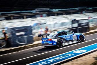 #801 Møller Bil Motorsport, Audi RS 3 LMS TCR