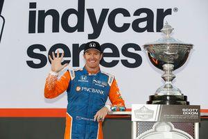 Scott Dixon, Chip Ganassi Racing Honda,
