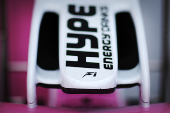 Racing Point Force India neus