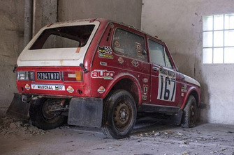 Lada Niva del Dakar de 1981