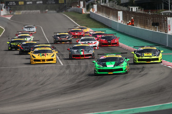 Start Coppa Shell Gara-2