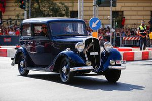 Une voiture historique