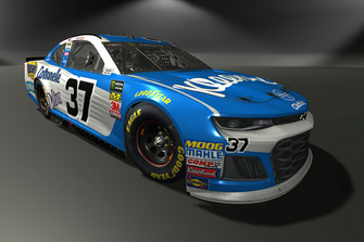 Chris Buescher, JTG Daugherty Racing, Chevrolet Camaro
