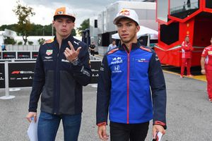 Max Verstappen, Red Bull Racing, Pierre Gasly, Scuderia Toro Rosso