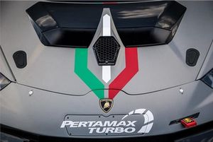 Lamborghini Huracán Super Trofeo Evo 10th Edition, dettaglio