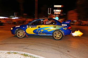 Yavuzhan Cabbaroğlu, Enez Al, Subaru Impreza WRX