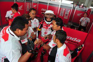#7 Astra Honda Racing Team: Tommy Salim, M Febriansyah