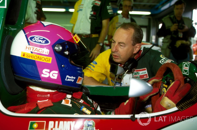 Перед Гран При Италии в пелотоне произошло несколько замен. В Lotus, чей пилот Алекс Дзанарди получил травмы на предыдущем этапе в Спа, пригласили одного из лидеров Формулы 3000, португальца Педро Лами.