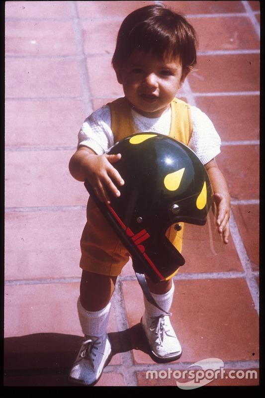 Neto, filho e sobrinho de pilotos, Christian Fittipaldi vive automobilismo desde seus primeiros anos de vida
