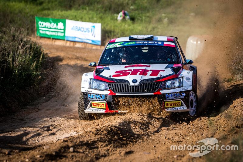 Nikolay Gryazin, Yaroslav Fedorov, Sports Racing Technologies, SKODA Fabia R5