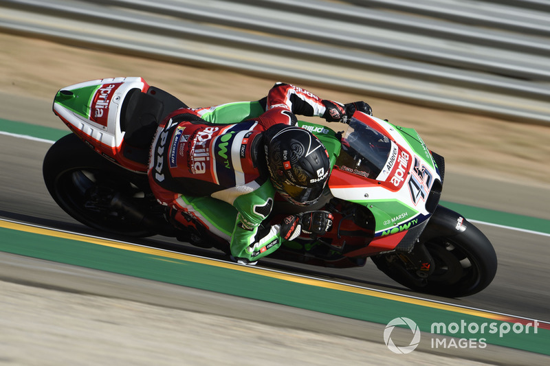 16. Scott Redding, Aprilia Racing Team Gresini