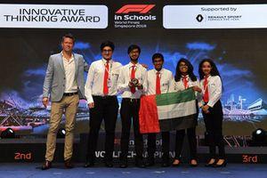 Vincitori dell'Innovative Thinking Award
