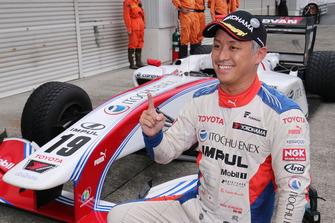Pole sitter Yuhi Sekiguchi, Team Impul