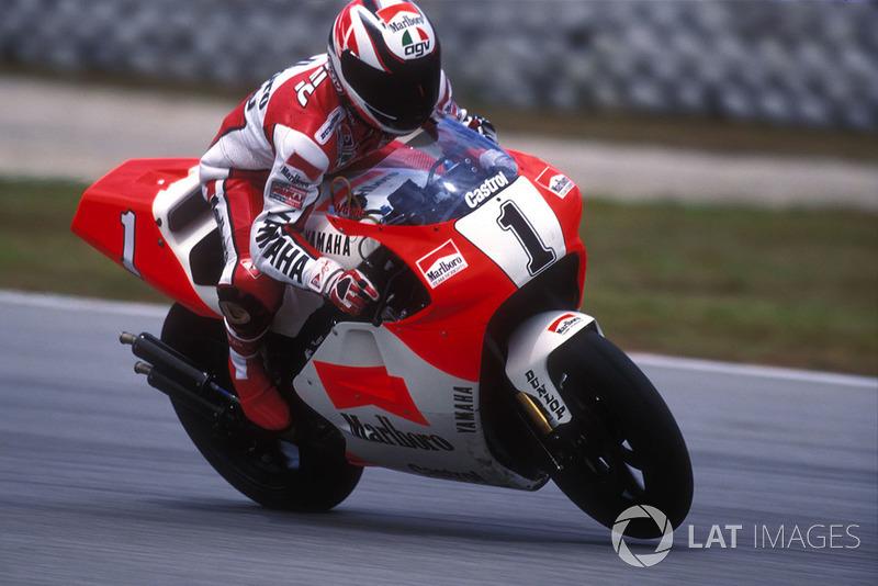 Wayne Rainey: 500er-Weltmeister mit Yamaha (1990, 1991, 1992)
