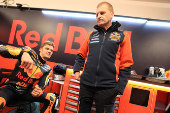 Brad Binder, Red Bull KTM Ajo, Aki Ajo, Ajo Motorsport Team Principal