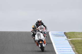 Steven Odendaal, RW Racing