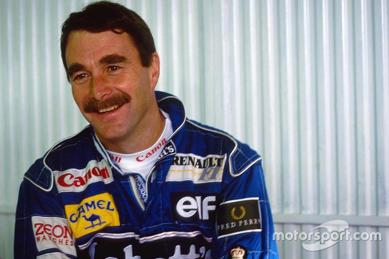 GP de Portugal de 1992: Nigel Mansell