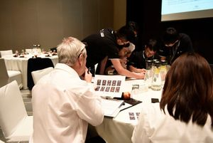 Participantes del Infiniti Engineering Academy China