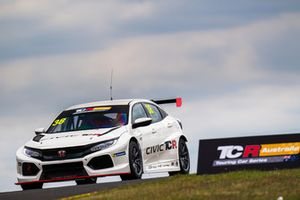 TCR Australia launch cars