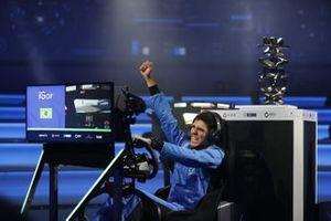 Ganador Igor Fraga