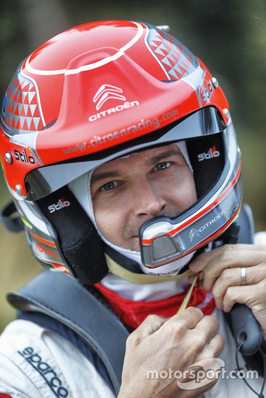 Scott Martin, Citroën World Rally Team Citroën C3 WRC