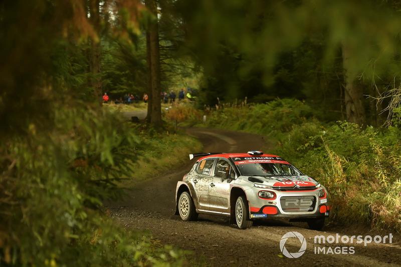 Стефан Лефевр и Габен Моро, Citroën C3 R5, Citroën World Rally Team