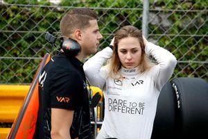 Sophia Flörsch, Van Amersfoort Racing