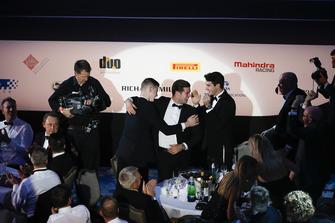 Le vainqueur du McLaren Autosport BRDC Award Tom Gamble