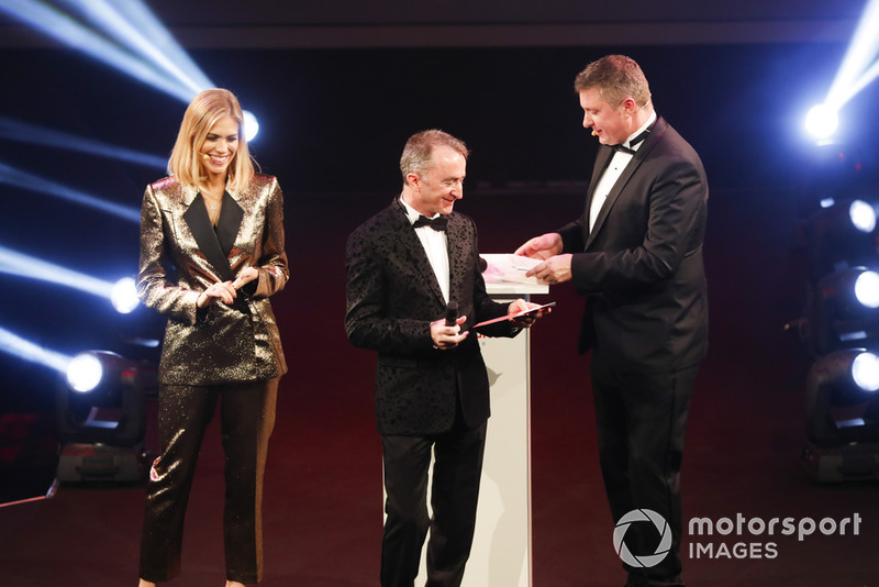 Nicki Shields, Paddy Lowe ve David Croft