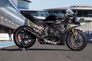 La Yamaha Superbike di Lewis Hamilton