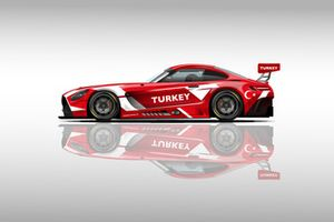 Mercedes AMG GT3, FIA GT Nations Cup Team Turkey
