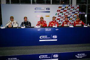 #34 Team Turkey, Salih Yoluç, Ayhancan Güven, Mercedes AMG GT3