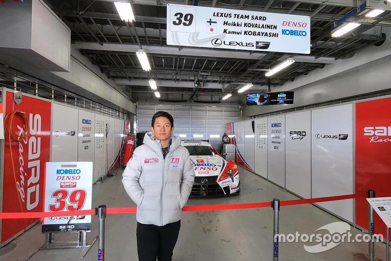 Rio Haryanto, Toyota Team Indonesia