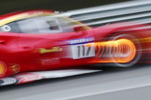 Ferrari 488 #117, Scuderia Praha: Dusan Palacr
