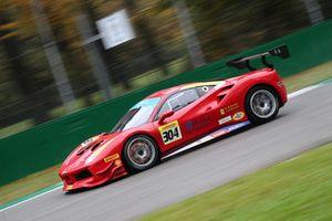 Ferrari 488 #304, Ferrari of Washington: Theodore Giovanis