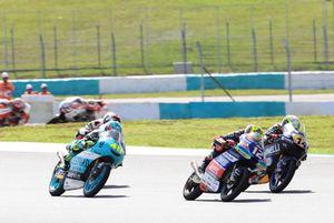 Marco Bezzecchi, Prustel GP, Tony Arbolino, Marinelli Snipers Moto3,Moto3 race