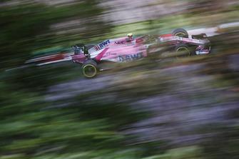 Esteban Ocon, Force India VJM11.
