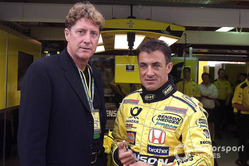Toni Schumacher, Jean Alesi