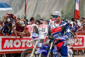 #65 Yamaha : Guillaume Chollet