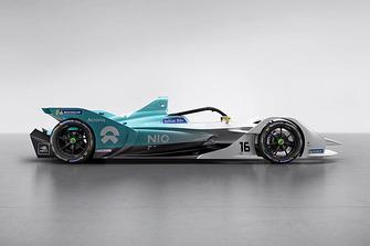 NIO Formula E Team launch