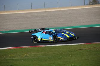 Lamborghini Huracan Super Trofeo Evo #109, US RaceTronics: Damon Ockey