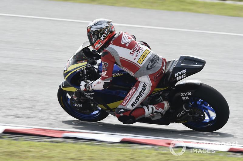 Dimas Ekky Pratama, Tech 3 Racing
