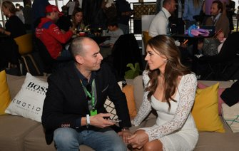 Actress Elizabeth Hurley is interviewed for GQ magazine