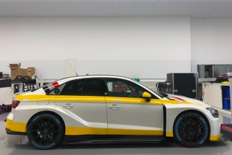Audi RS 3 LMS TCR, Team Dynamics Motorsport