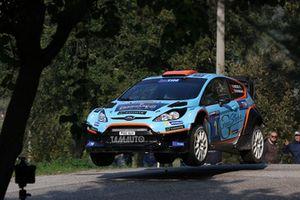Kris Meeke, Ford Fiesta WRC