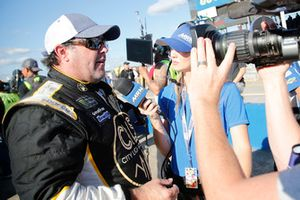 Brendan Gaughan, Beard Motorsports, Chevrolet Camaro Beard Oil Distributing\ South Point Hotel & Casino