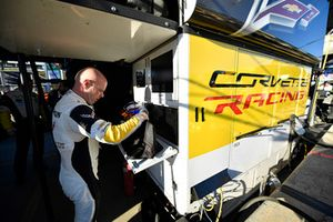 #3 Corvette Racing Chevrolet Corvette C7.R, GTLM: Jan Magnussen